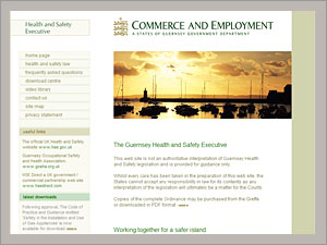 Visit - Guernsey Health and Safety Executive
